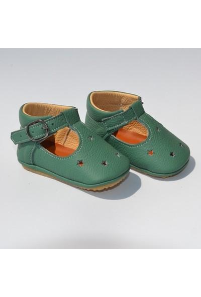Royal Ilkadım Ayakkabı Yeşil CV-214