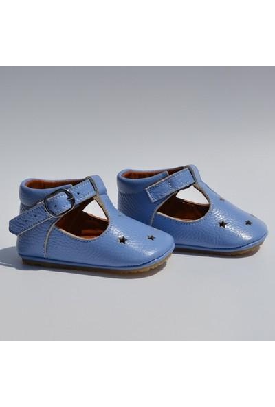 Royal Ilkadım Ayakkabısı Mavi CV-188