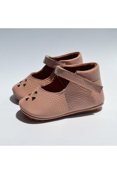 Porky Ilkadım Ayakkabı Pudra CV-220
