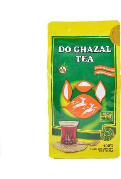 Do Ghazal Pure Ceylon Tea 400 gr
