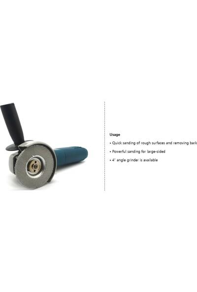 Manpa MP21-17-22 Sanding Disc 100 mm Ahşap Törpü Zımpara