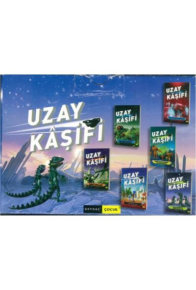 Uzay Kaşifi 6 Kitap Hikaye Seti Değerlendirme Testli 3-4. Sınıf