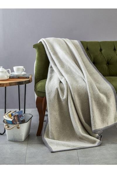 Komfort Home Tek Kişilik Battaniye 160x220 CM