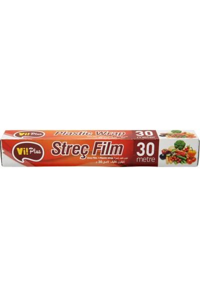 Vi! Plus Streç Film 30 Metre