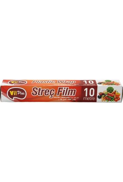 Vi! Plus Streç Film 10 mt