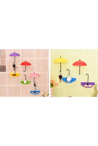 Ruba Dekoratif Şemsiye Askı 3lü Set