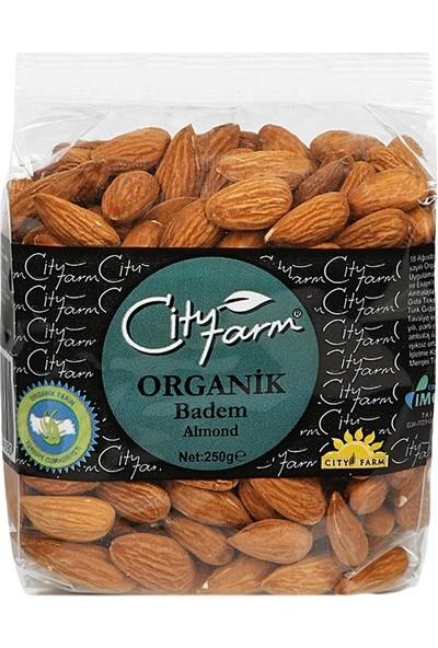 City Farm Organik Badem Almond 250 gr