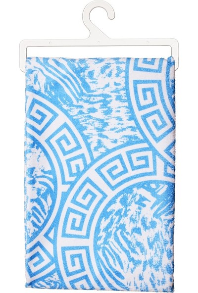 Airycot Plaj Havlusu - Tiger Blue