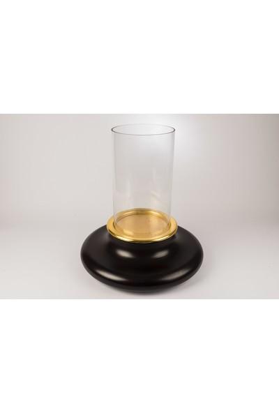 Mikasa Moor Siyah Gold Mumluk H52 L45 cm