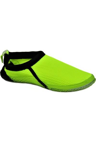 ModaFrato 8 Renk Aqua Kadın Deniz Ayakkabısı Plaj Havuz Sörf