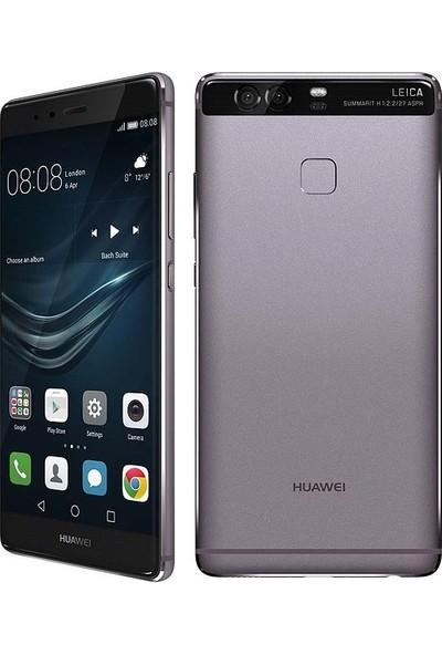 Casestore Huawei P9 Ön Arka Ekran Koruyucu Full Body Jelatin Şeffaf