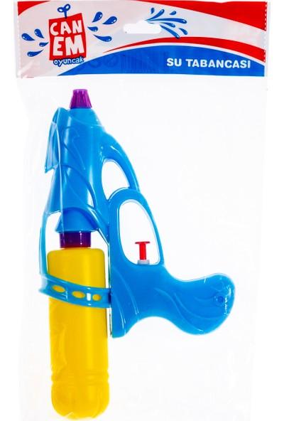 Can-Em Oyuncak Küçük Su Tabancası Mavi