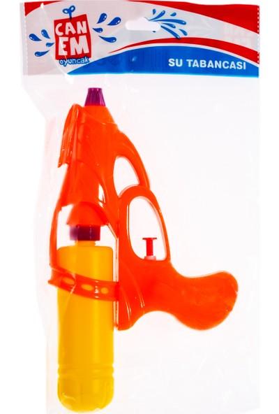 Can-Em Oyuncak Küçük Su Tabancası Turuncu