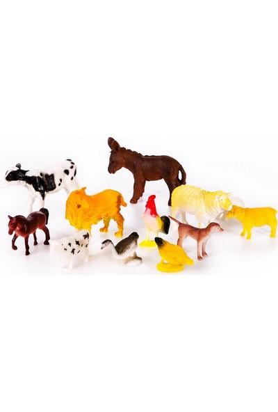 Can-Em Oyuncak Çiftlik Hayvanlar Seti