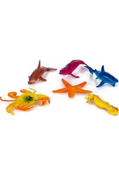 Can-Em Oyuncak Deniz Hayvanlar Seti