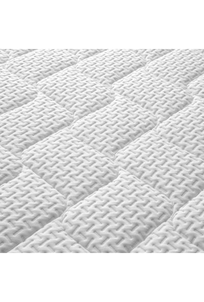 Yataş Projects PREMİER 100 DHT Yaylı Seri Yatak (Tek Kişilik - 90x190 cm)
