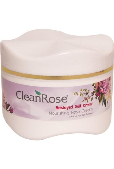 Cleanrose Besleyici Gül Kremi 250 ml