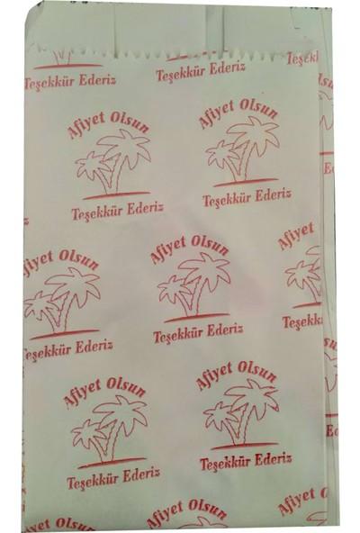Mimsan Kuşe Poğaça Kağıdı Orta Boy 12 cm x 27,5cm - 10 kg