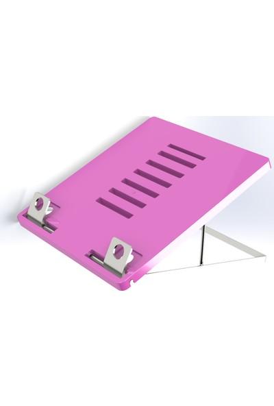 Apex Katlanabilir Notebook Standı - Pembe
