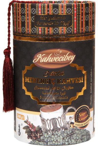 Kahvecibey Sütlü Menengiç Kahvesi Silindir 240 gr
