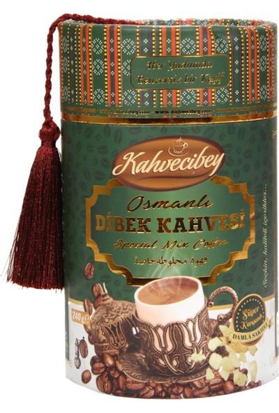 Kahvecibey Osmanlı Dibek Kahvesi Silindir 240 gr