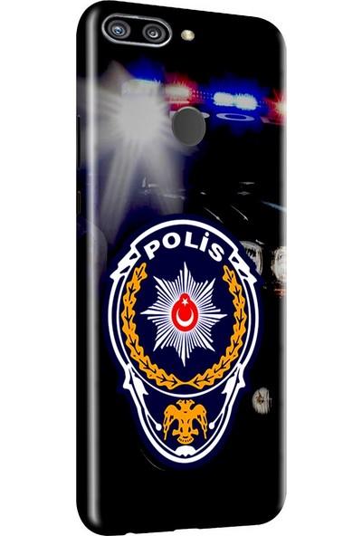 3M Huawei Honor 9N Polis Telefon Kaplama