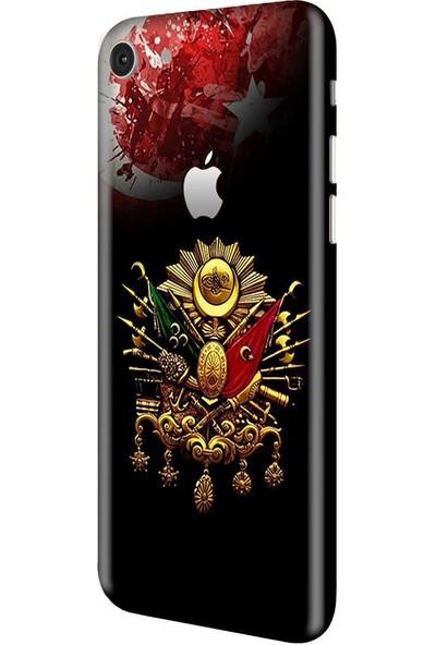 3M Apple iPhone 8 Osmanlı Telefon Kaplama