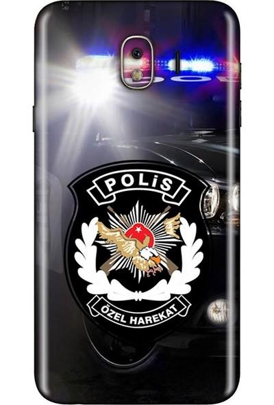 3M Samsung Galaxy J4 Polis Özel Harekat Telefon Kaplama