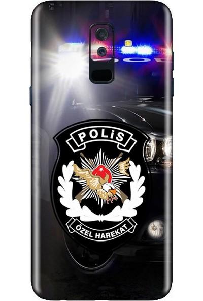 3M Samsung Galaxy A6 Plus Polis Özel Harekat Telefon Kaplama