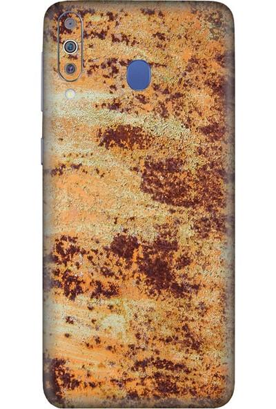 3M Samsung Galaxy M40 Paslı Metal Telefon Kaplama
