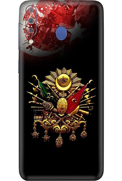 3M Samsung Galaxy M40 Osmanlı Telefon Kaplama