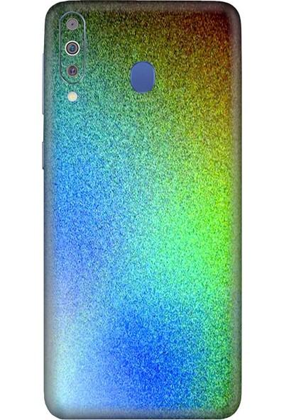 3M Samsung Galaxy M40 Gloss Flip Psychedelic Telefon Kaplama