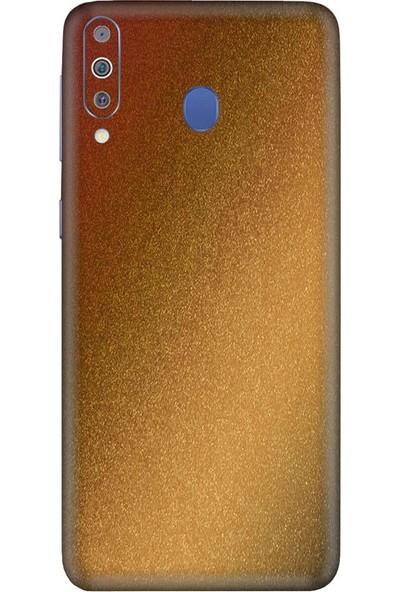 3M Samsung Galaxy M40 Gloss Rising Sun Telefon Kaplama