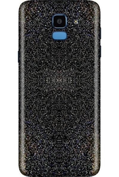 3M Samsung Galaxy J6 Plus Shift Galaxy Black Telefon Kaplama