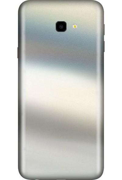 3M Samsung Galaxy A8 2015 Satin Flip Ghost Pearl Telefon Kaplama
