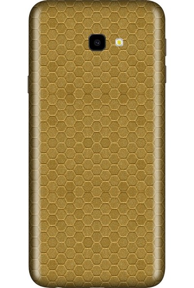 3M Samsung Galaxy A8 2015 Honey Comb Gold Telefon Kaplama