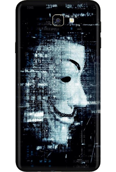 3M Samsung Galaxy A8 2015 Hacker Telefon Kaplama
