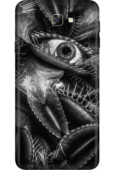 3M Samsung Galaxy A8 2015 Dikenli Göz Telefon Kaplama