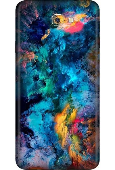 3M Samsung Galaxy A8 2015 Renk Dalgası Telefon Kaplama