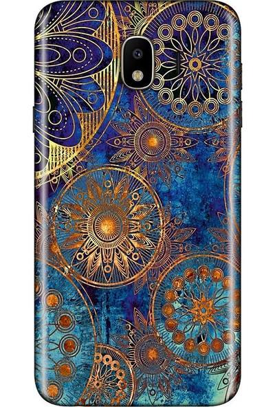 3M Samsung Galaxy J4 Plus Desen Telefon Kaplama