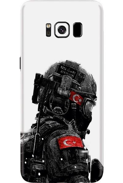3M Samsung Galaxy S8 Plus Tsk Telefon Kaplama