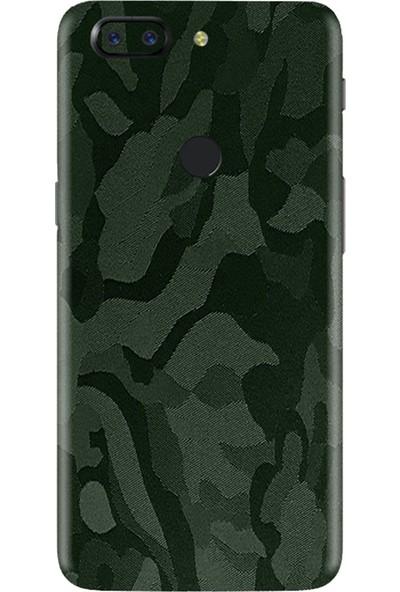 3M OnePlus 5T Shadow Military Green Telefon Kaplama