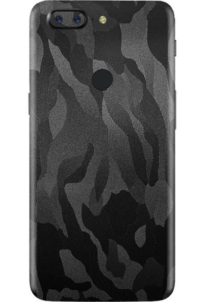 3M OnePlus 5T Shadow Military Black Telefon Kaplama
