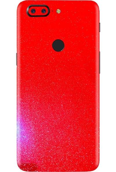 3M OnePlus 5 Shift Galaxy Red Telefon Kaplama