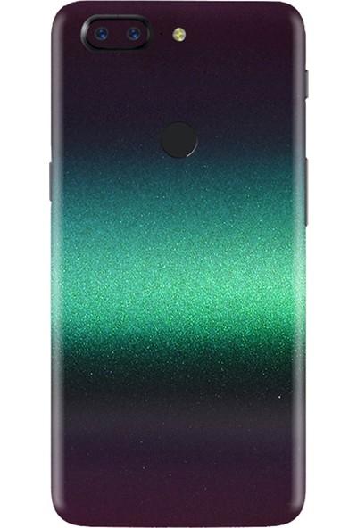 3M OnePlus 5 Satin Lightning Ridge Telefon Kaplama