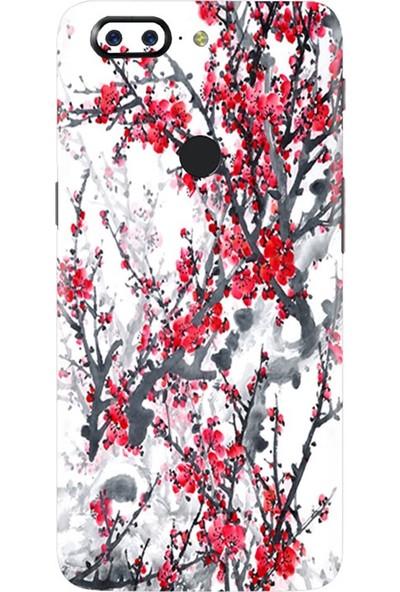 3M OnePlus 5 Ağaç Telefon Kaplama