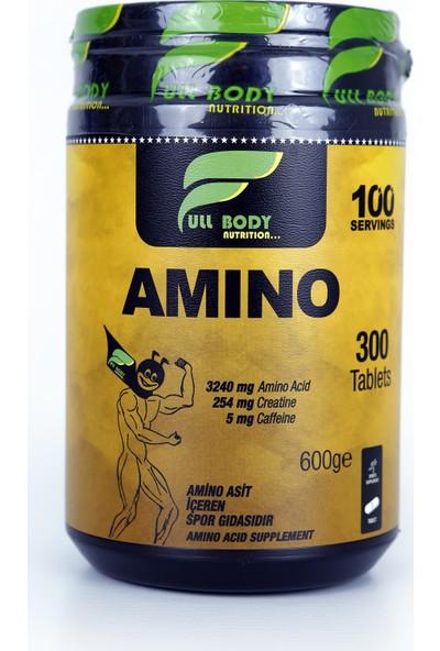 Fullbody Amino 300 Tablet