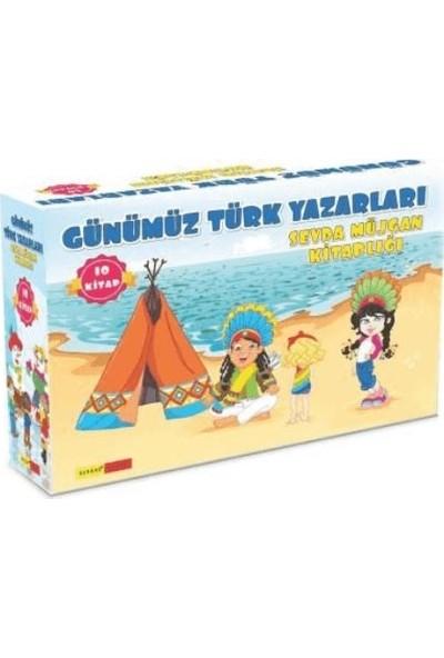 Günümüz Türk Yazarları Sevda Müjgan Kitaplığı 10 Kitap Set