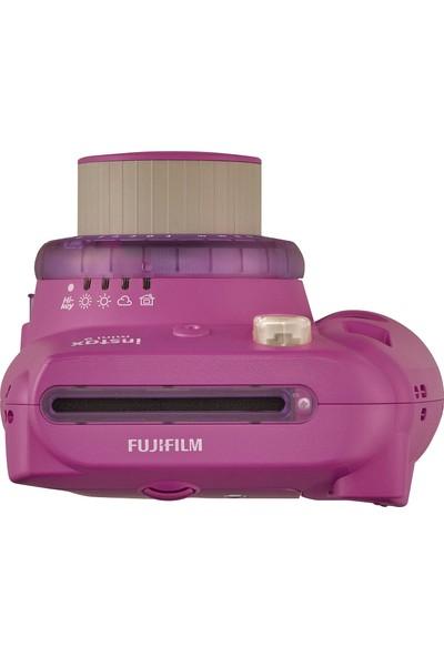 Fujifilm Instax Mini 9 Mor Fotoğraf Makinesi & 20'li Film