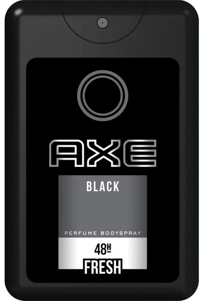 Axe Black Cep Parfümü Erkek Edt 17 ml